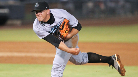 Jose Fernandez had a 1.75 ERA last year, seventh-lowest in the Minors.