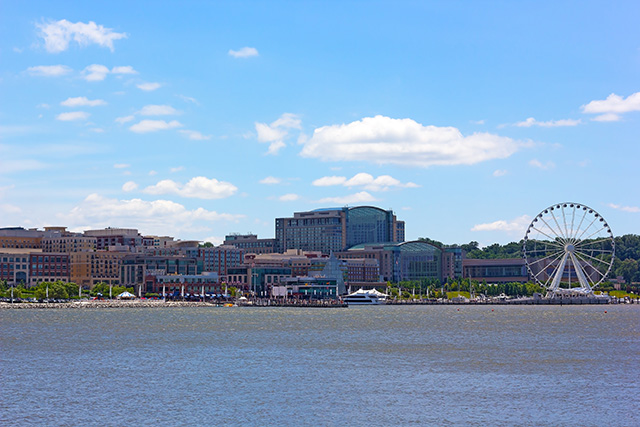 National Harbor Waterfront